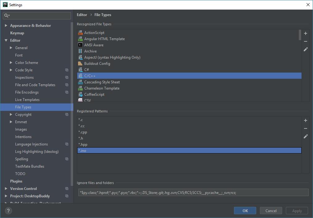 Configuring PyCharm as an Arduino IDE – Sawyer McLane
